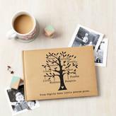 Tillie Mint Loves Personalised Family Tree Photo Album