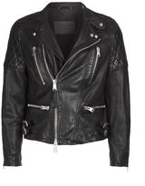 AllSaints Slade Leather Biker Jacket