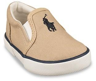 Polo Ralph Lauren Little Boy's Boy's Bal Harbor II Canvas Sneakers