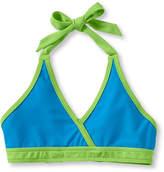 L.L. Bean Girls' BeanSport Bikini Top