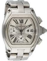Cartier Roadster Chronograph Watch