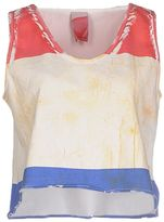 (+) People Tank tops