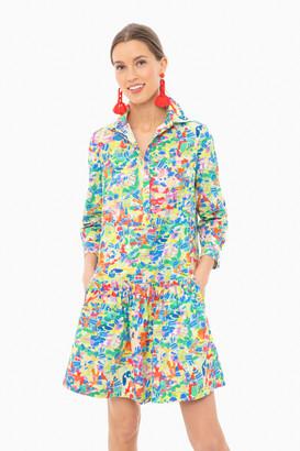 Saloni Summer Confetti Tilly Shirt Dress