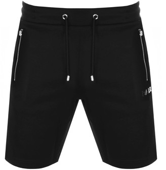 BALR Q Series Sweat Shorts Black