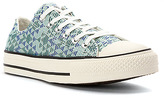Converse Chuck Taylor All Star Raffia Weave Low Top Sneaker