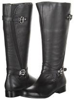 Ros Hommerson Trudy Wide (Black Softy Calf) - Footwear
