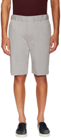 Vince Cotton Twill Pull-On Shorts