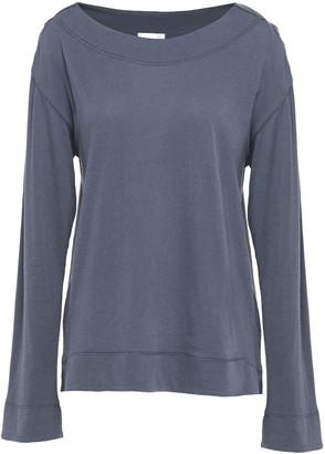 Skin Adena Cotton-fleece Pajama Top