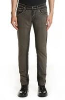 Versace Men's Destroyed Slim Jeans