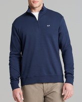Vineyard Vines Jersey Quarter Zip Pullover