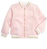 Girl's Kardashian Kids Bomber Jacket