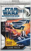 Star Wars PocketModel Clone Wars TCG Booster Pack