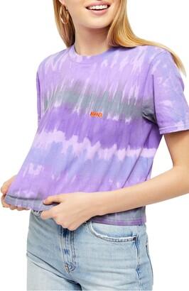 BDG Tie Dye Boyfriend T-Shirt