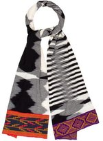 Missoni Abstract Patterned Scarf