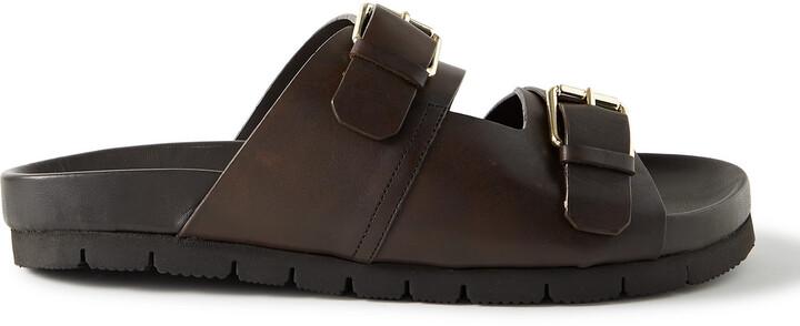 Grenson Florin Leather Slides