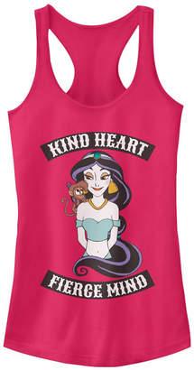 Disney Juniors' Princesses Jasmine Fierce Ideal Racerback Tank Top