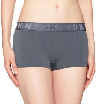 DKNY Women's Seamless Litewear Rib Hipster
