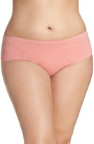 Nordstrom Plus Size Women's Seamless Hipster Briefs