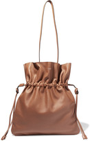 Michael Kors Leather bucket bag