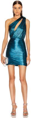 retrofete Cassia Dress in Turquoise | FWRD