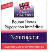 Neutrogena Lip and Nose Repair Balm 15ml (SPANISH LABEL)