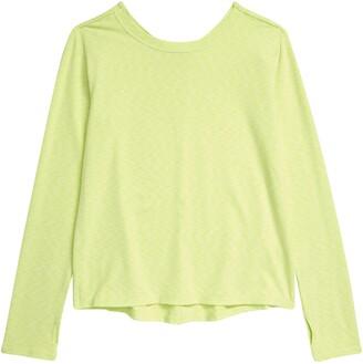 Zella Kids' Medley Space Dye T-Shirt