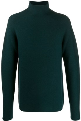Christian Wijnants Keri seamless roll neck jumper