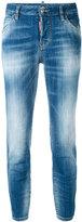 DSQUARED2 light-wash jeans - women - Cotton/Polyester/Spandex/Elastane - 34