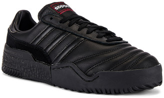 Adidas Originals By Alexander Wang Bball Soccer Sneaker in Core Black | FWRD