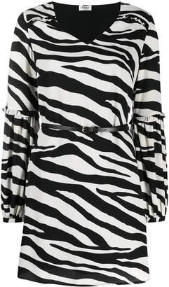 Liu Jo zebra print dress