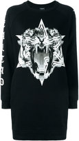 Marcelo Burlon County of Milan sweatshirt dress
