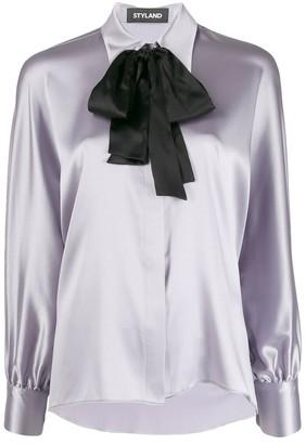 Styland straight-fit shirt