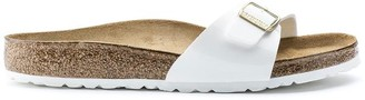 Birkenstock Madrid White Patent - 36 / narrow fit