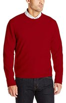 Cutter & Buck Men's Bosque Crew Neck Sweater