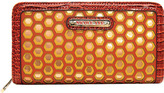 Nicole Lee Women's Valeria Embriodered Cut Out Wallet Collection