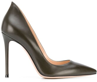 Gianvito Rossi 105 Pointed Pumps
