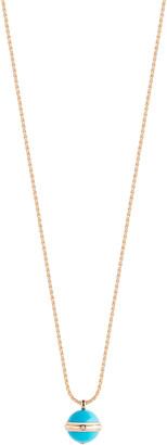 Piaget Possession Turquoise Cabochon Necklace