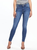 Old Navy Mid-Rise Built-In Sculpt Rockstar Jeans for Women