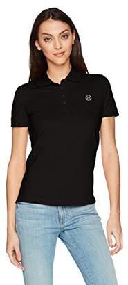 Armani Exchange Women's 8nyf72 Polo Shirt,Small