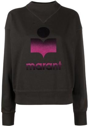 Etoile Isabel Marant Moby crew neck sweatshirt