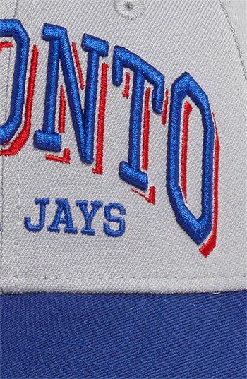 New Era Cap 'Toronto Blue Jays - Arch Mark' Fitted Baseball Cap