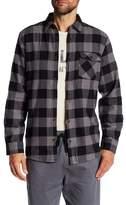 Public Opinion Long Sleeve Regular Fit Button-Up Shirt