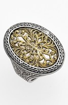 Konstantino Women's Oval Two-Tone Ring