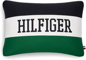 "Tommy Hilfiger Collegiate Decorative Pillow, 15"" x 20"""