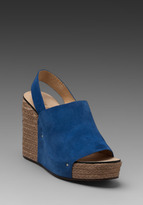See by Chloe Ankle Strap Espadrille Wedge