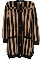 Loewe Striped Loose-fit Cardigan