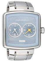 Louis Vuitton Speedy Duo Jet GMT Watch