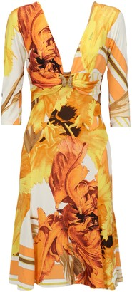 Roberto Cavalli Longuette dress