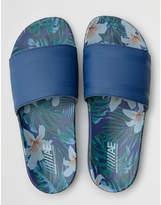 Aeo AEO Tropical Print Slide Sandal