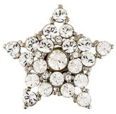 Sonia Rykiel Crystal Star Brooch